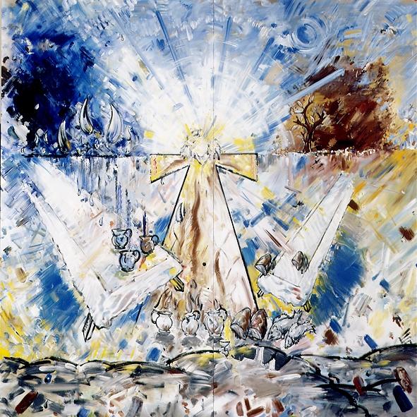 Christus lädt ein